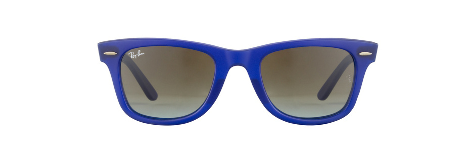 product image of Ray-Ban RB2140-50RX Matte Blue