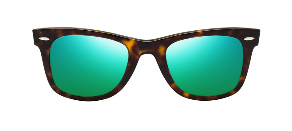 product image of Ray-Ban RB2140-50RX Tortoise Light Brown Gradient