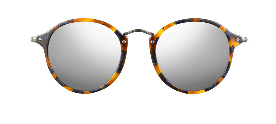 product image of Ray-Ban RB2447-49 Écailles de tortue gris acier