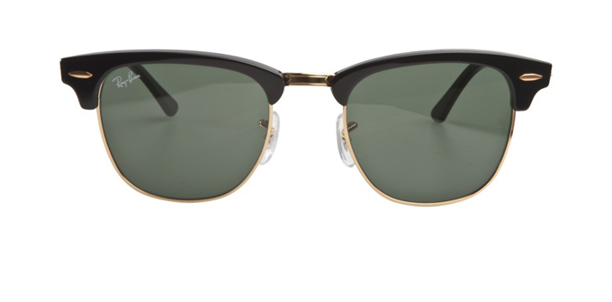 product image of Ray-Ban Clubmaster Black Gold