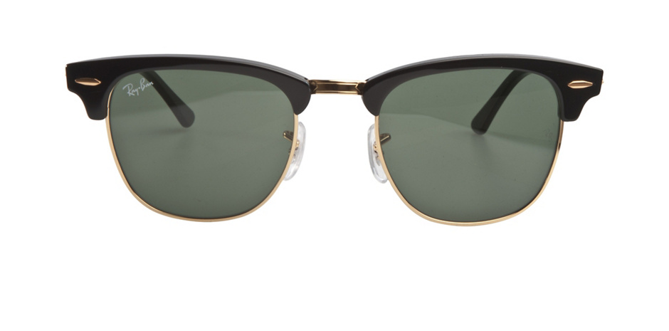 product image of Ray-Ban Clubmaster Black/Gold