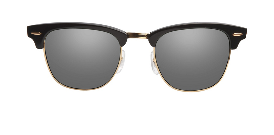 product image of Ray-Ban RB3016-49 Black/Gold
