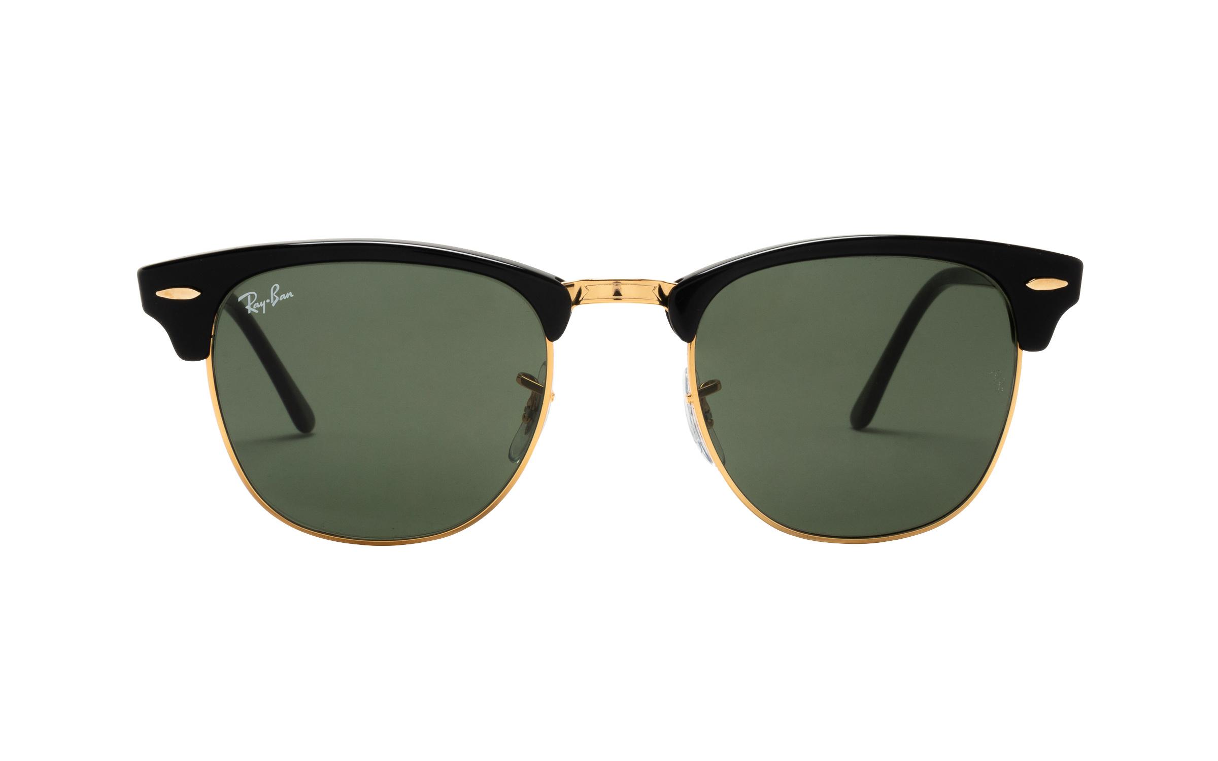 coastal.com - RayBan Ray-Ban RB3016 W0365 Ebony/ Arista 51 Sunglasses in Black – Online Coastal 154.00 USD