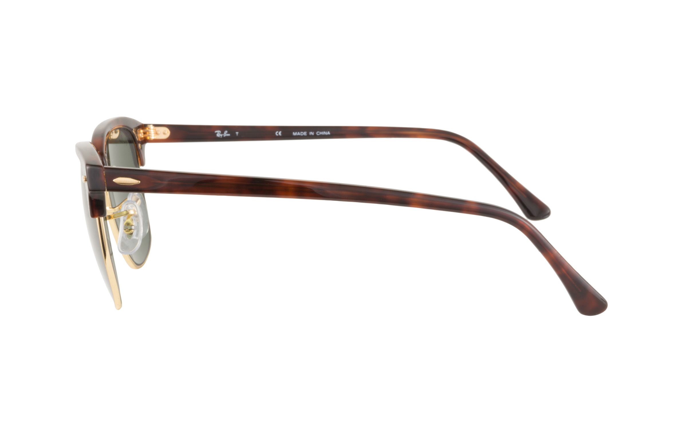 ray ban rb3016 u4k2  product image of Ray-Ban Clubmaster Tortoise