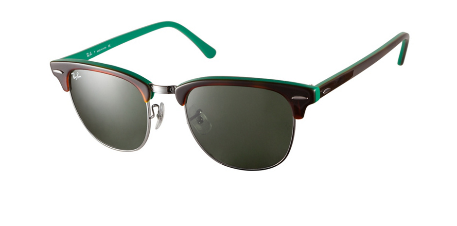 product image of Ray-Ban Clubmaster Havana Green