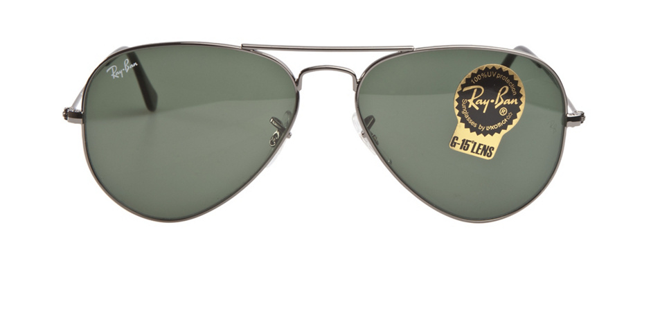 product image of Ray-Ban Aviator Gunmetal
