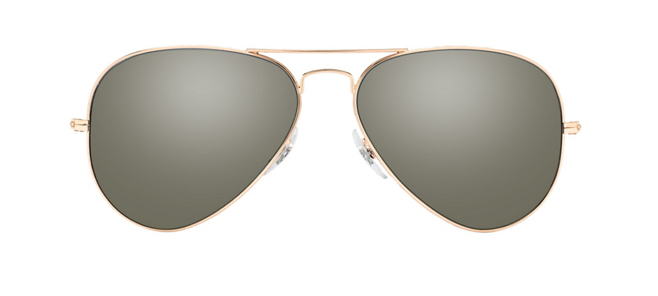 product image of Ray-Ban RB3025-58 Gold Blue Gradient