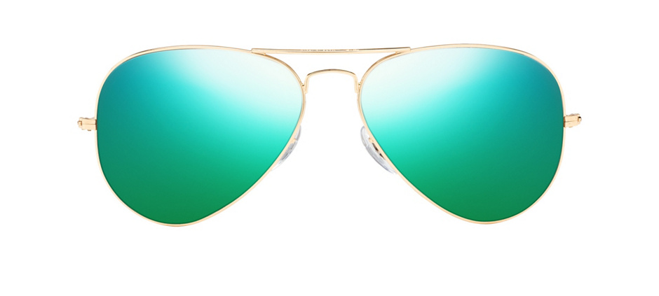 product image of Ray-Ban RB3025-58 Gold Brown Gradient