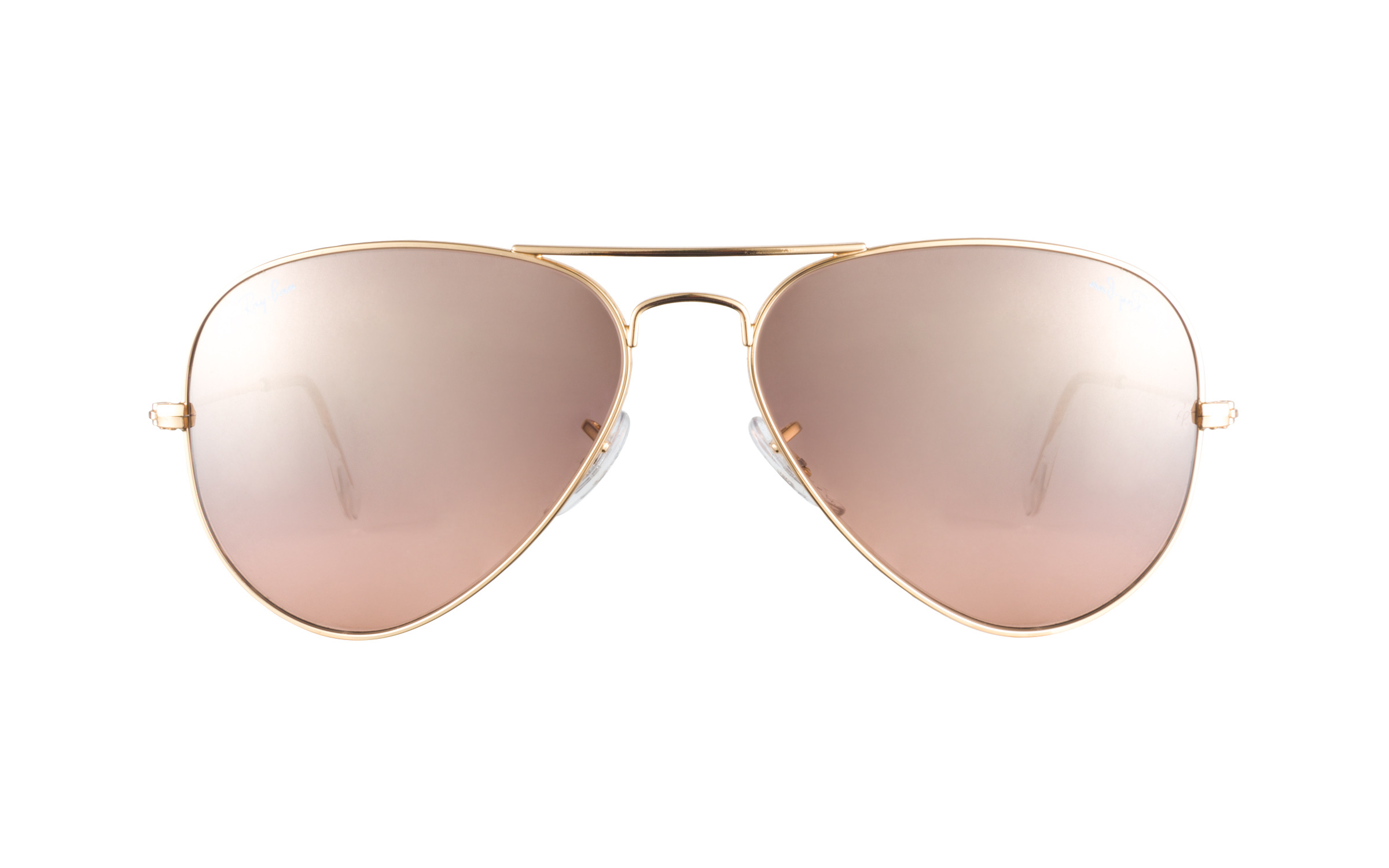 ray ban rb3025 sunglasses  product image of ray ban rb3025 58rx gold