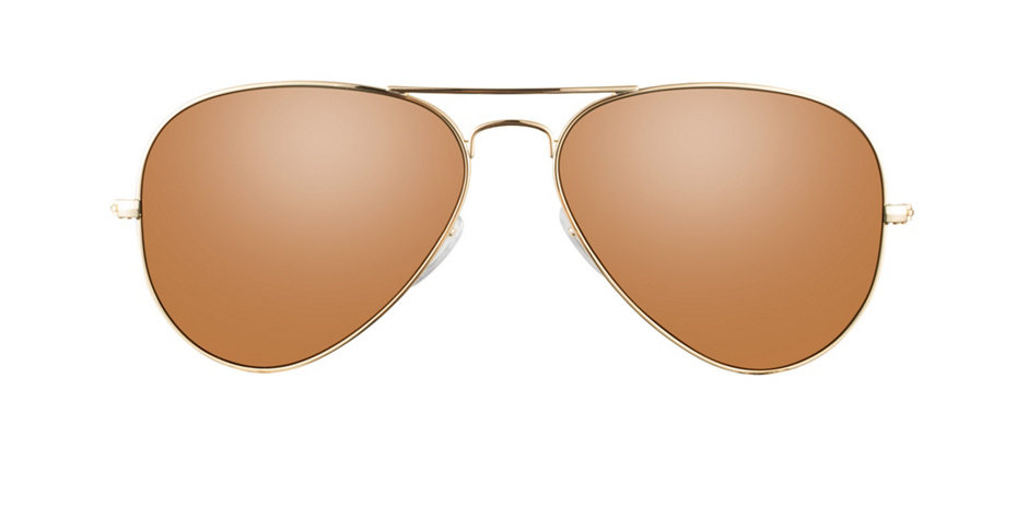 product image of Ray-Ban RB3025-58RX Gold Green Polarized