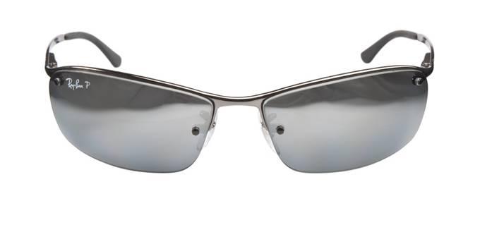 product image of Ray-Ban RB3183-63 Shiny Gunmetal