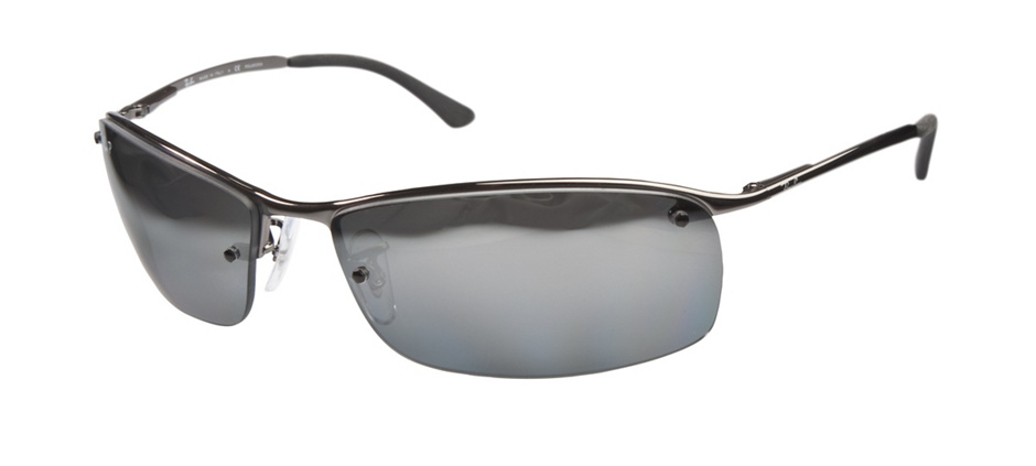 product image of Ray-Ban RB3183-63 Shiny Gunmetal