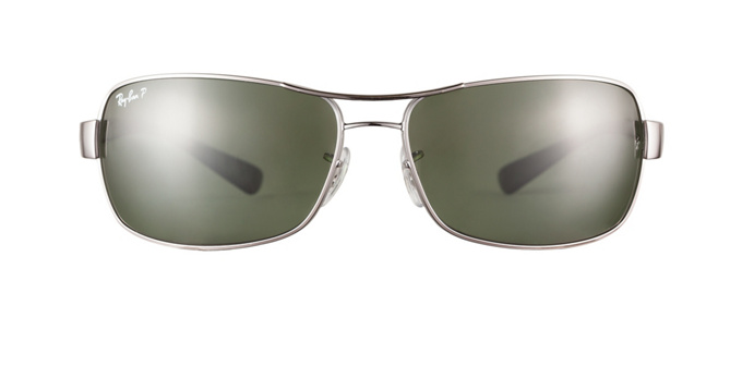product image of Ray-Ban RB3379-64 Gunmetal Polarized