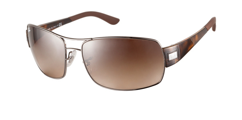 product image of Ray-Ban RB3426 Gunmetal Brown