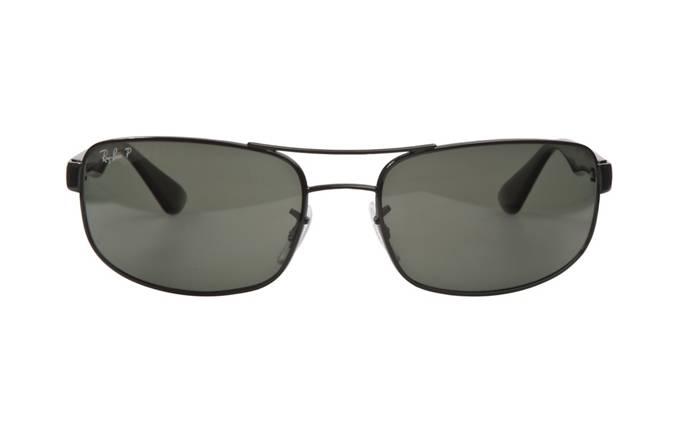 Ray Ban Black Sunglasses  product image of ray ban rb3445 58 black