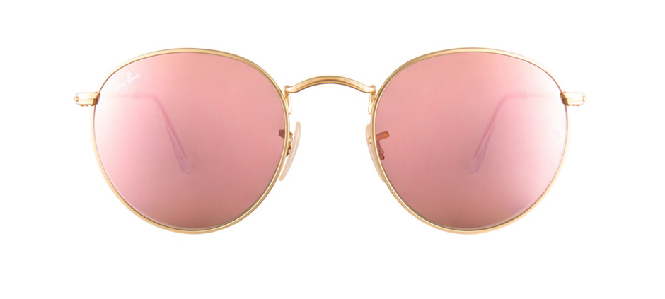 product image of Ray-Ban RB3447-50 Gold Mirror