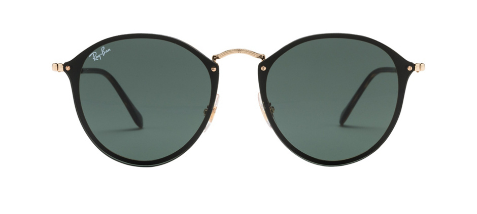 557bfa1242 product image of Ray-Ban Blaze Round Gold Green Classic