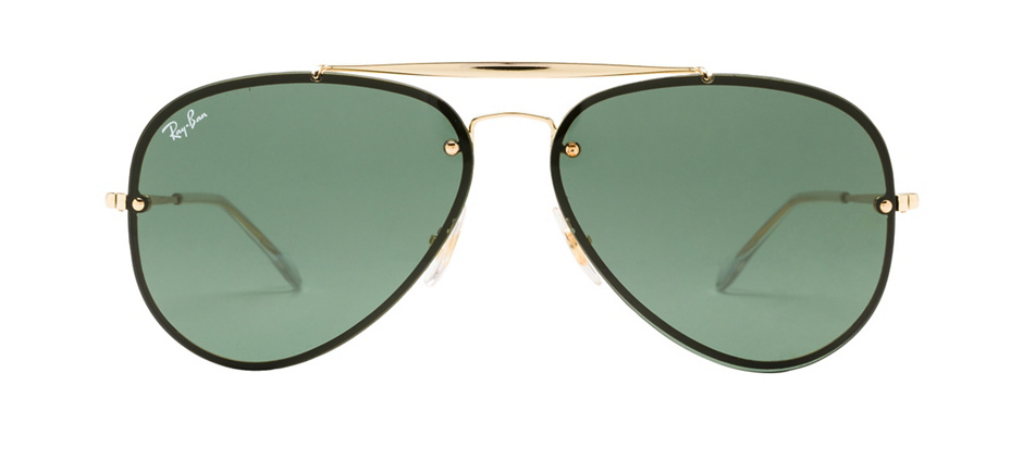 6569a0a433 product image of Ray-Ban Blaze Aviator Gold Green Classic