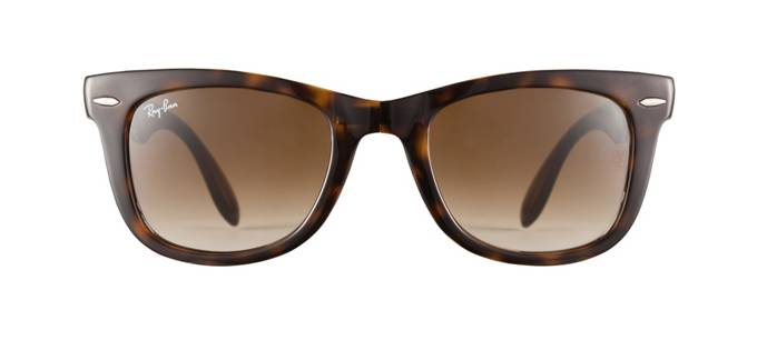 product image of Ray-Ban RB4105-50 Tortoise Transparent
