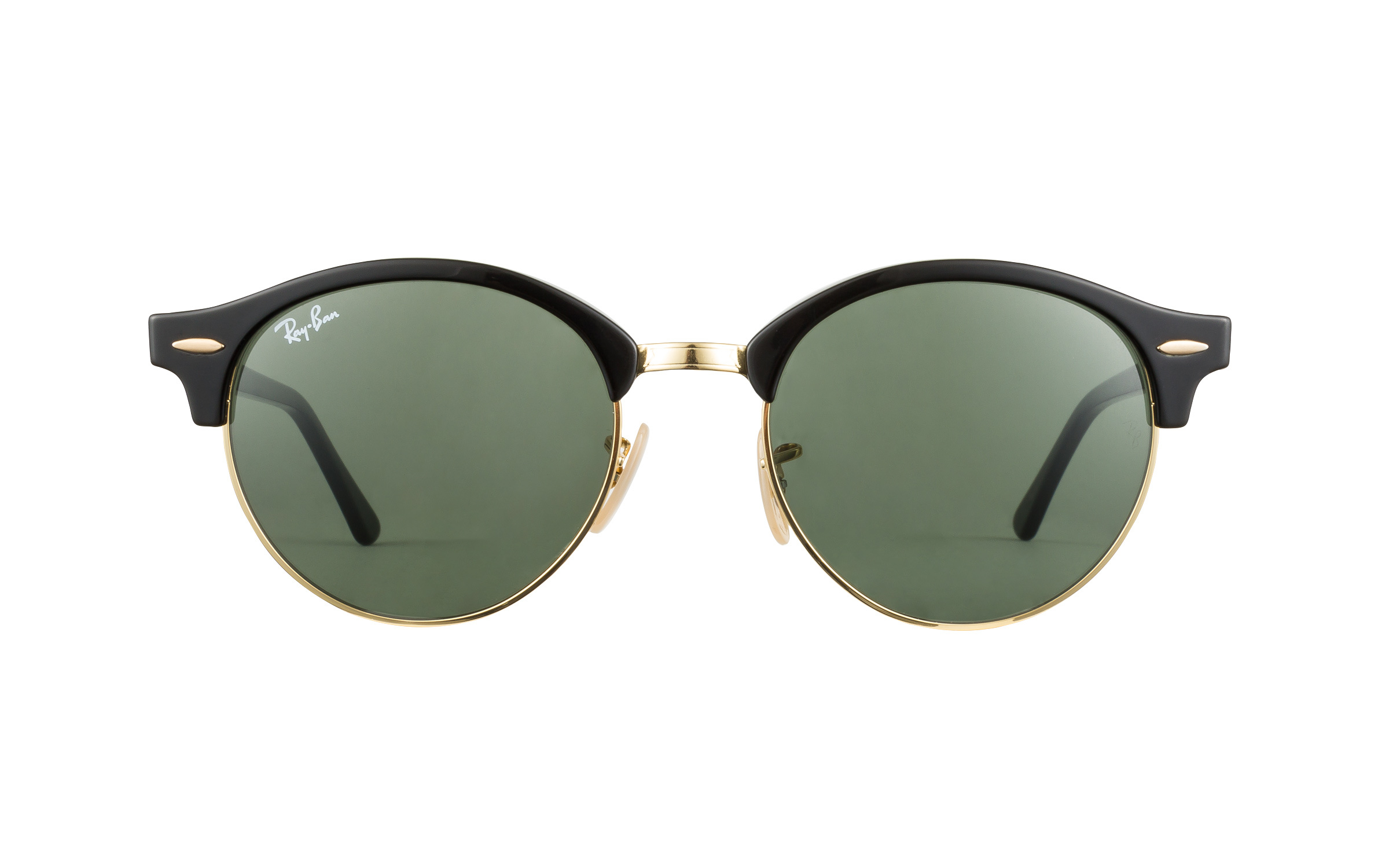 Ray-Ban RB4246 901 51 Sunglasses in Black/Gold - Online Coastal