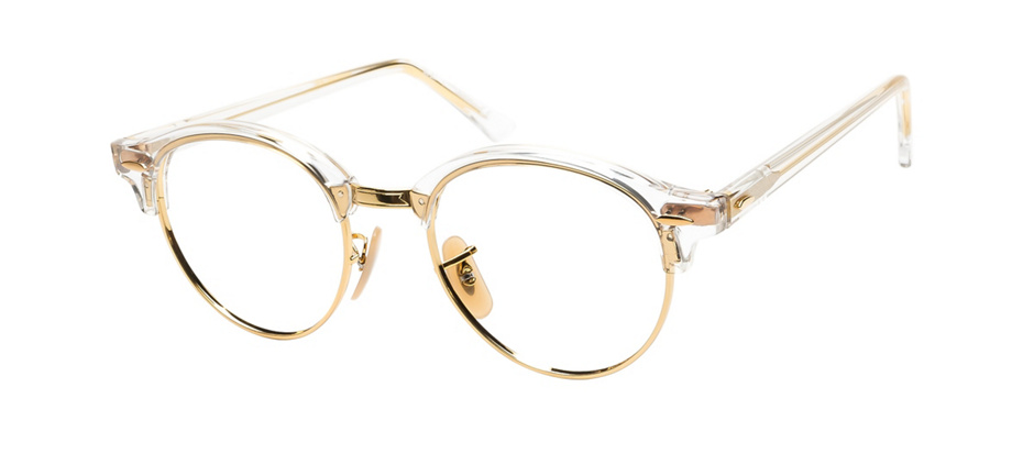 product image of Ray-Ban RB4246V-47 Crystal Gold