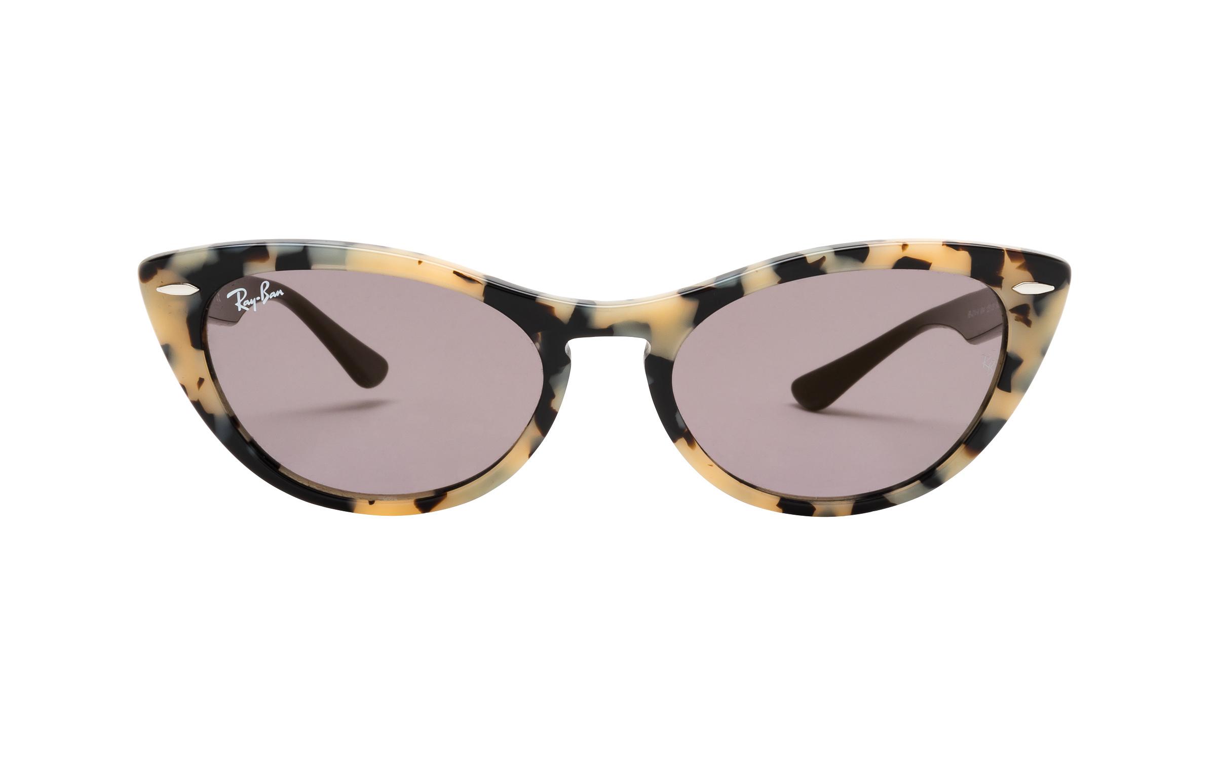 RayBan Ray-Ban RB4314-N 1251/39 54 Sunglasses in Havana Beige Tortoise | Acetate/Plastic - Online Coastal