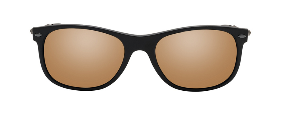 product image of Ray-Ban RB4318-55 Noir mat