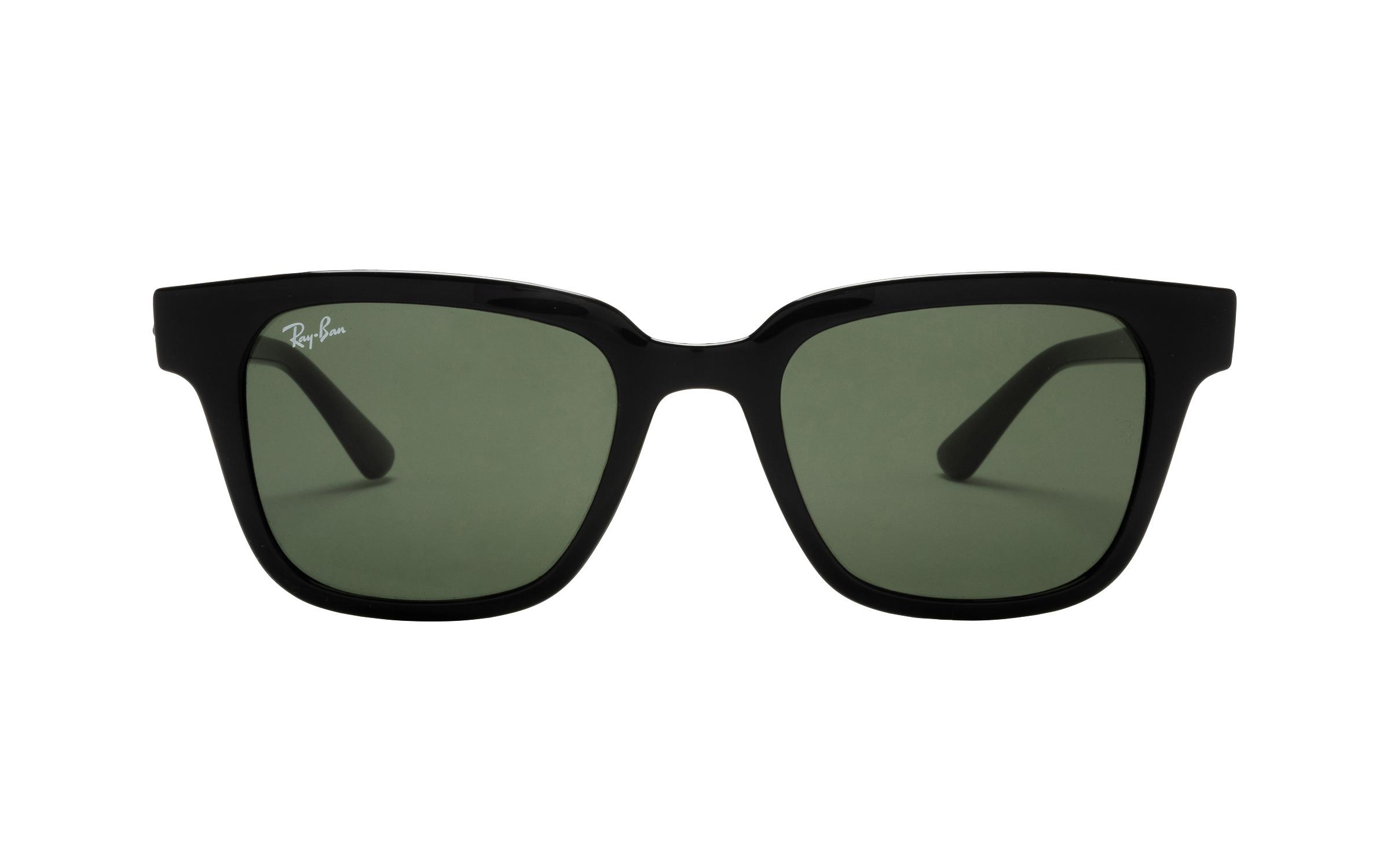 coastal.com - RayBan Ray-Ban RB4323 601/31 51 Sunglasses in Black – Online Coastal 134.00 USD