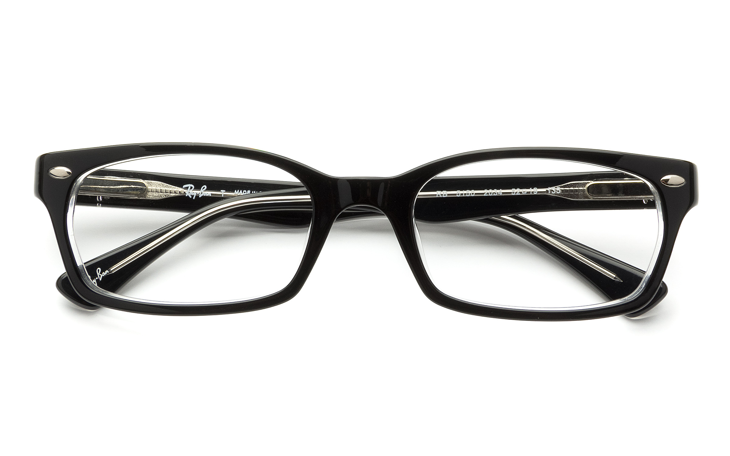rayban glasses online rc63  product image of Ray-Ban RB5150 Black