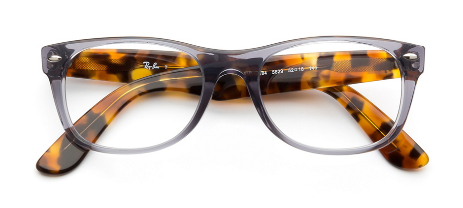 Shop confidently for Ray-Ban RB5184-52 glasses online with clearly.ca 4158bea44bb8