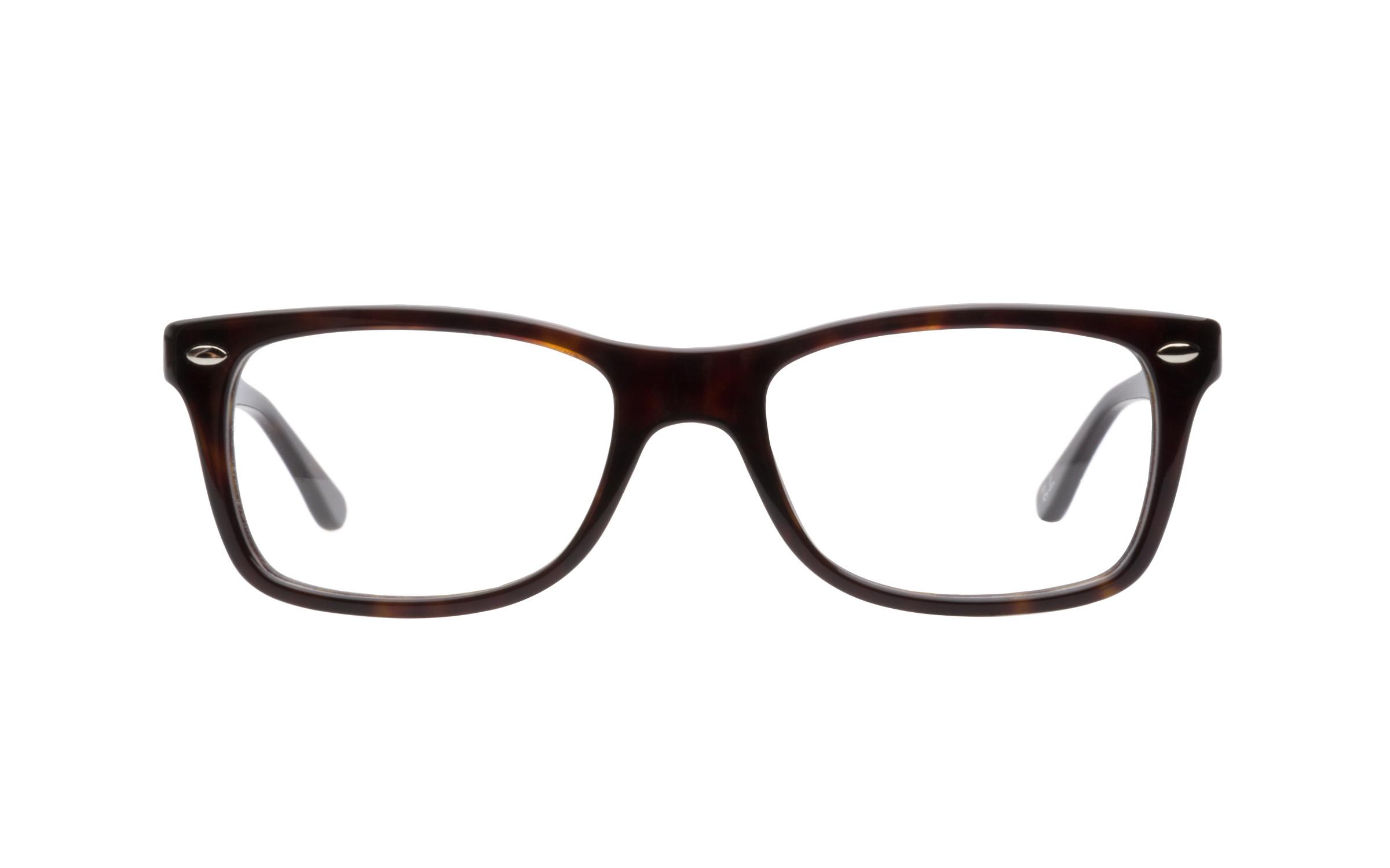 http://www.coastal.com/ - Luxottica Ray-Ban RB5228 2012 50 Eyeglasses and Frame in Dark Havana Tortoise | Acetate – Online Coastal