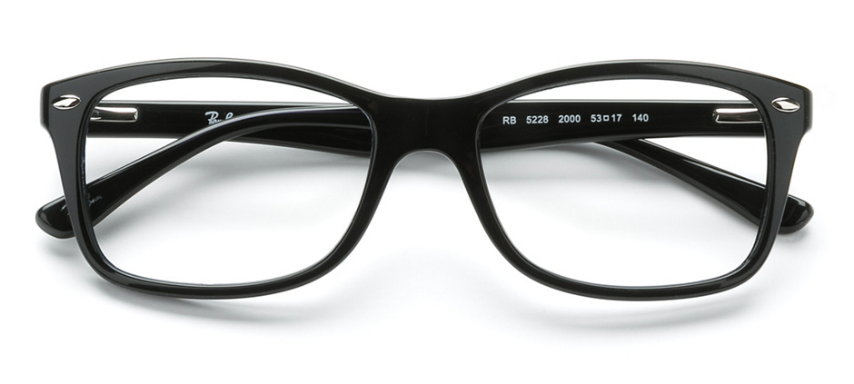 abef32473340c product image of Ray-Ban RB5228-53 Black