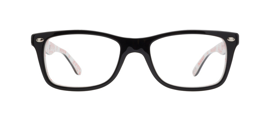 product image of Ray-Ban RB5228 Black White Texture
