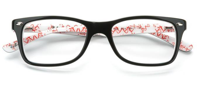 product image of Ray-Ban RB5228 Black White