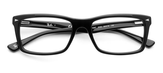 product image of Ray-Ban RB5287-54 Noir