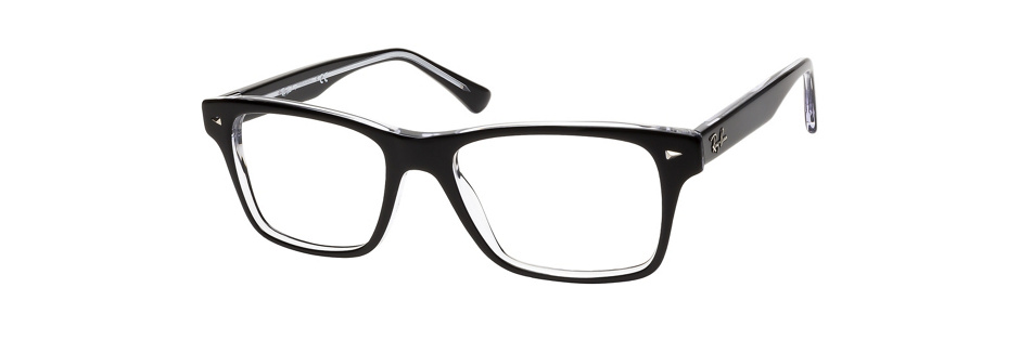 product image of Ray-Ban RB5308-53 Black Crystal