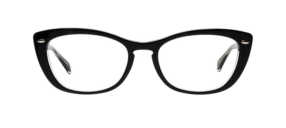 product image of Ray-Ban RB5366-54 Noir sur transparent