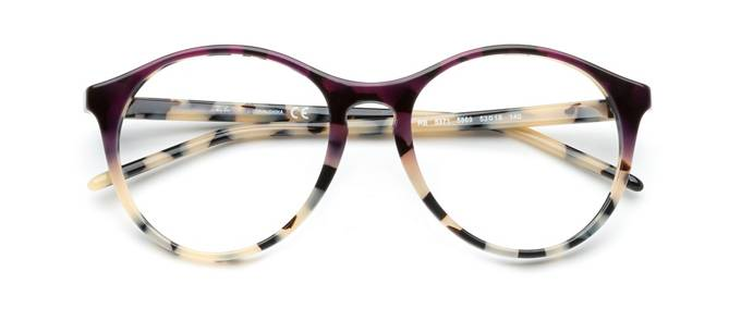 69114fc64609c product image of Ray-Ban RB5371-53 Violet Havana