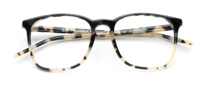 874e445cbf01e product image of Ray-Ban RB5387-54 Blue Havana
