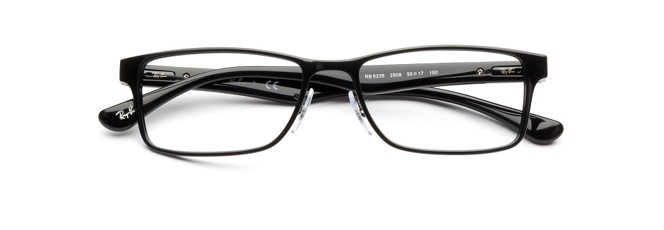 product image of Ray-Ban RB6238 Shiny Black