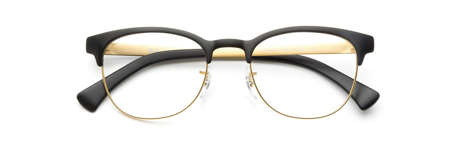 product image of Ray-Ban RB6317-51 Black Gold