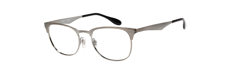 product image of Ray-Ban RB6346-52 Brushed Gunmetal