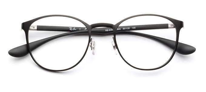 ee5d1977b6a product image of Ray-Ban RB6355-50 Matte Black