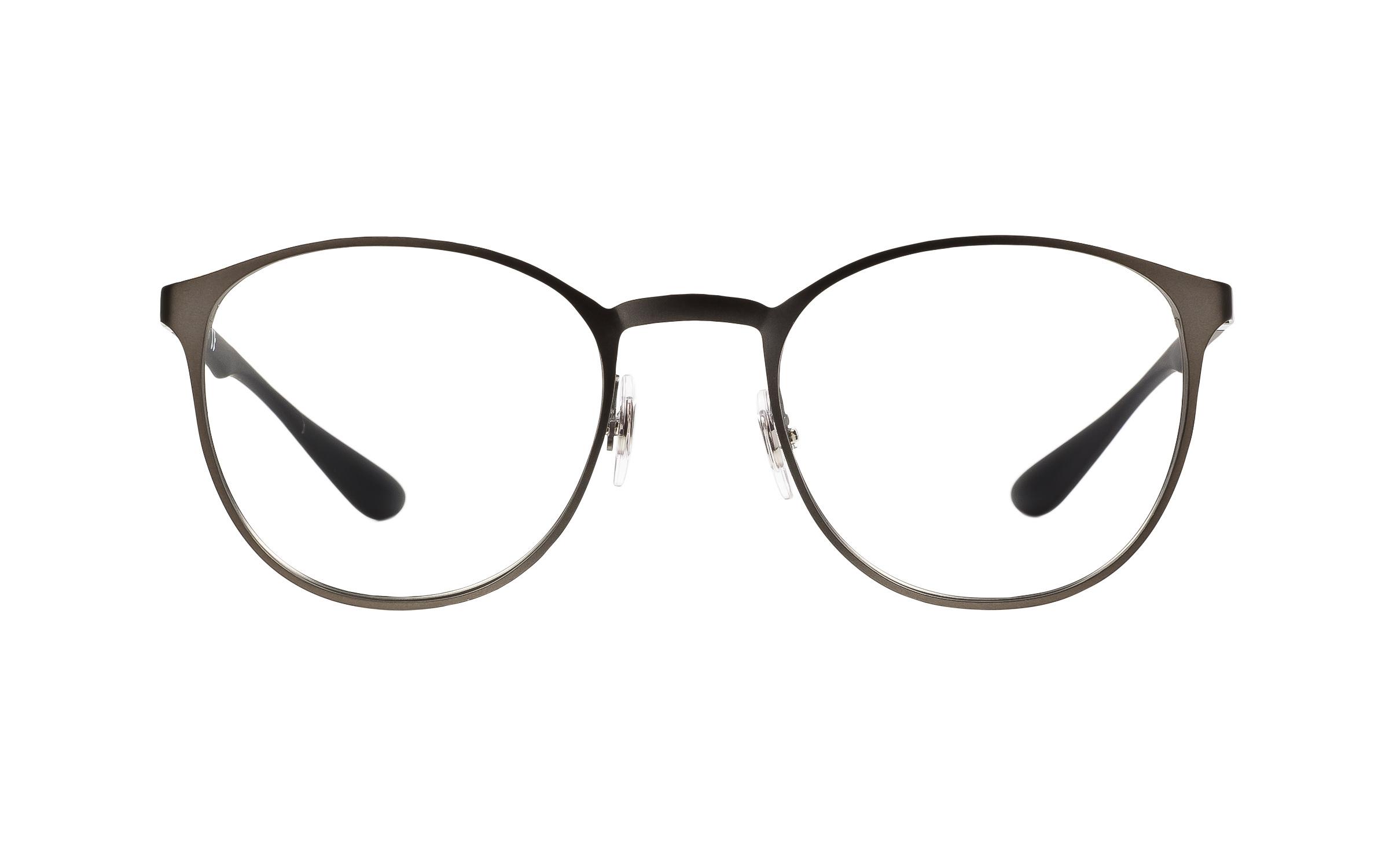 http://www.coastal.com/ - Ray-Ban Glasses Wing-Tip Grey Metal Online Coastal