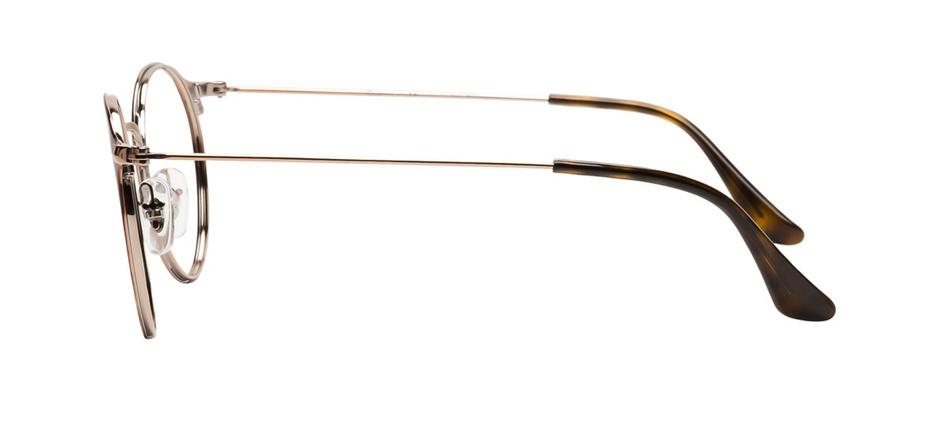 product image of Ray-Ban RB6378-49 Écailles de tortue dorées