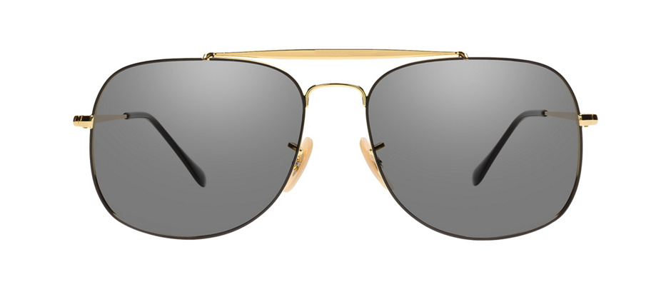 product image of Ray-Ban RB6389-57 Noir/or