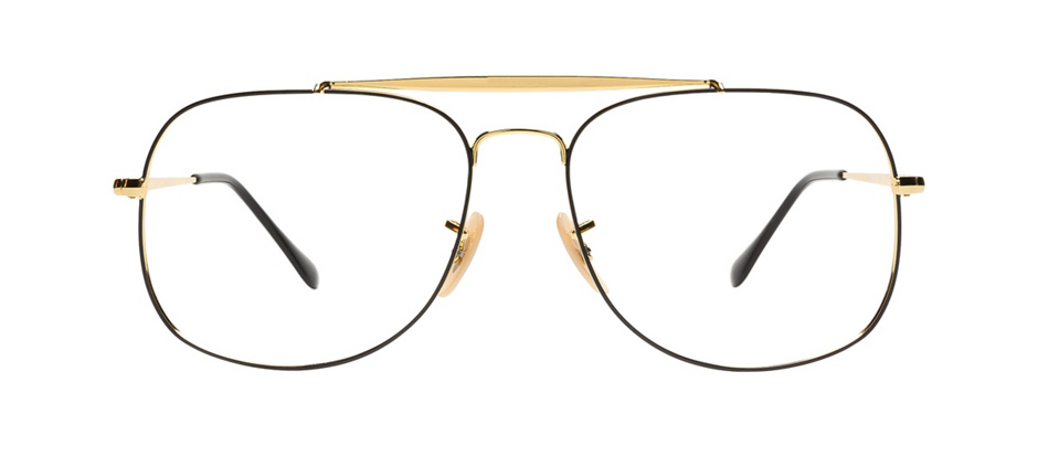 product image of Ray-Ban RB6389-57 Black Gold