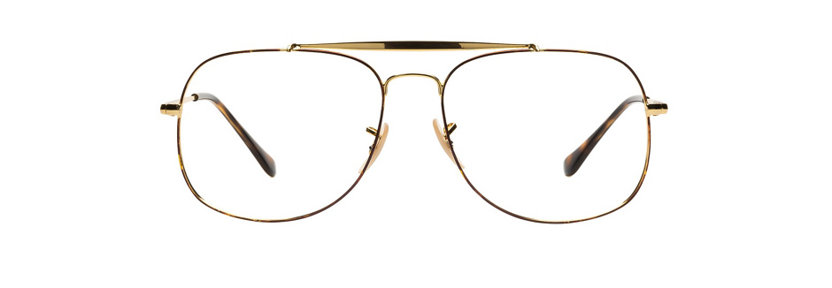 product image of Ray-Ban RB6389-57 Brun/or