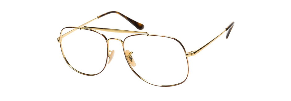 product image of Ray-Ban RB6389-57 Brown Gold