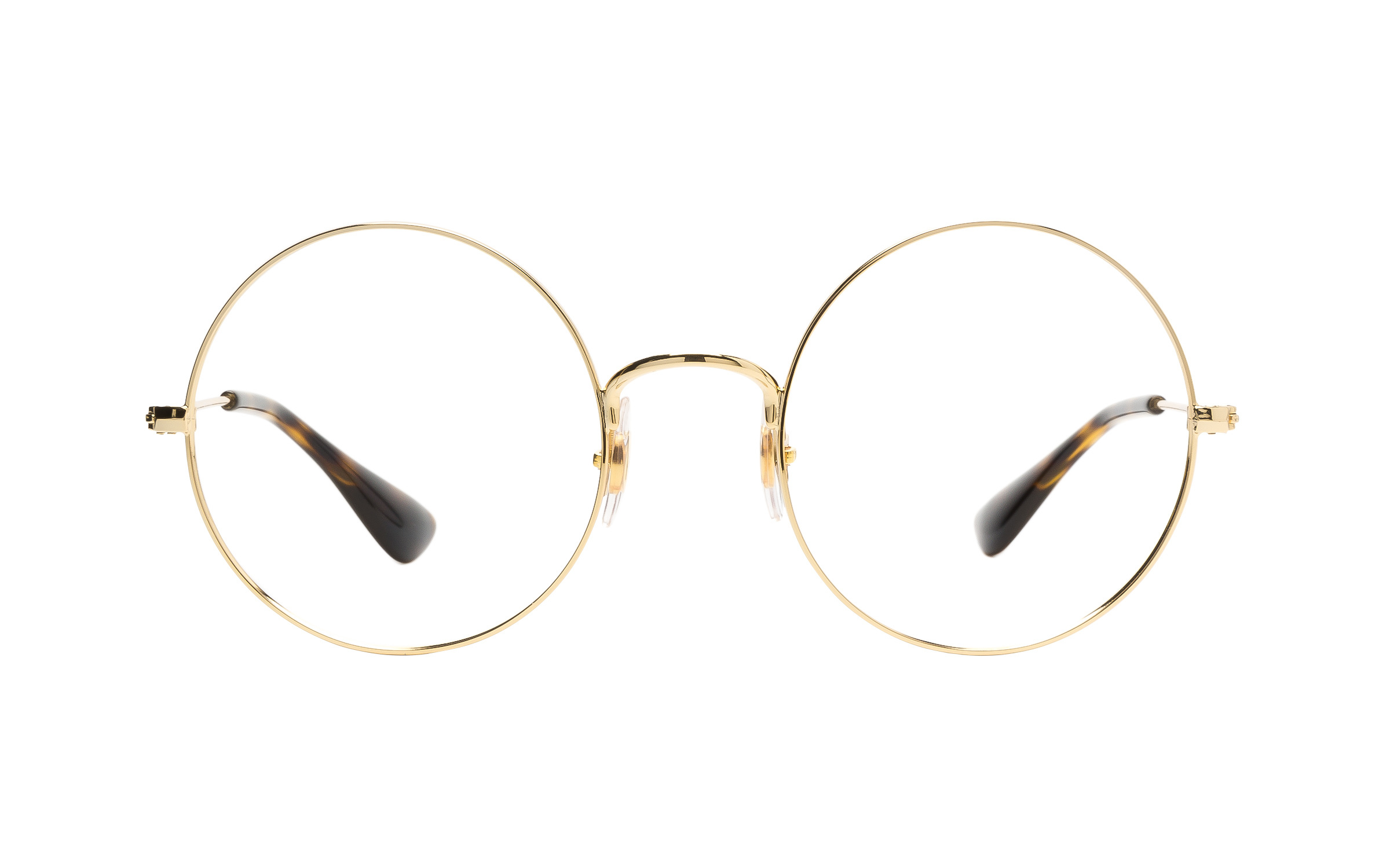 Ray-Ban 6392 2969 Eyeglasses and Frame in Gold | Acetate - Online Coastal